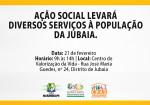 Prefeitura de Maranguape realiza ação social na Jubaia
