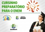 Educação em Maranguape: Abertas inscrições para cursinho preparatório do ENEM